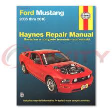 ford mustang haynes repair manual shelby gt500 base gt500kr