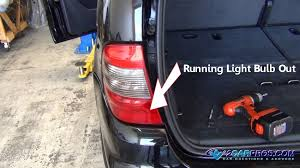 utility trailer light bulbs how to fix running light problems in under 20 minutes