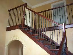 Space Between Stair Spindles by Living Room Cabin Stair Railing Ideas Dark Wood Interior