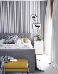 Yellow And Gray Master Bedroom Ideas Gray And Yellow Master Bedroom Large White Finish Plywood Wall