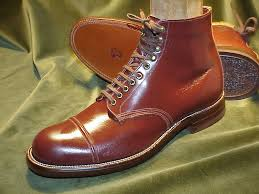 engineer boots new pre war star brand u s a double hand welted engineer