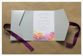 pocket invitation envelopes folded envelope wedding invitations wedding invitation pocket