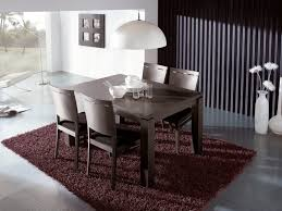 Modern Extendable Dining Table by Pekpo Com Expandable Dining Table For Small Spaces