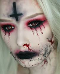 halloween horror nights jobs i like that one very scary pinterest makeup halloween
