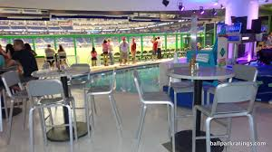 lexus dugout club seats marlins park ballpark ratings
