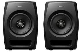 pioneer 2 1 home theater system 2x pioneer rm 07 coaxial studio monitor speaker
