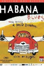 Habana blues affiche