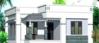 modern single house plans modern single storey house plans home design one floor house plans