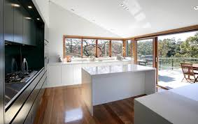 Grand Designs Kitchens 15 Inspirational Caesarstone Kitchens Bathrooms From Our White