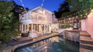 Los Angeles Houses For Sale Actress Ashley Benson Sells Remodeled Home In Hollywood Hills West