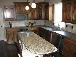 Granite Island Kitchen Advanced Interiors Job Photos Kitchen Advanced Interiors Inc