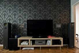 wallpapers designs for home interiors living room wallpaper ideas as the best decoration wisma home