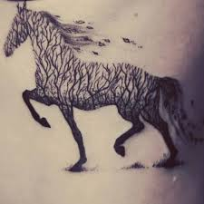 tattoo pictures horse poetic piece by caitlin lm 25 horse tattoos horse tattoos