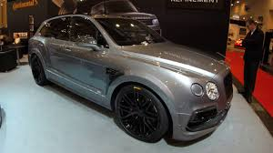 silver bentley bentley bentayga suv silver colour modificated by startech diashow
