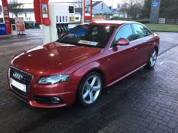 audi a4 2 0 tdi s line 2008 6 speed manual in llanelli