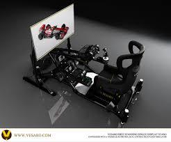 racing simulation seat vesaro