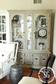 Buffets For Dining Room Dining Room Hutch With Glass Doorsdecorating Buffets And