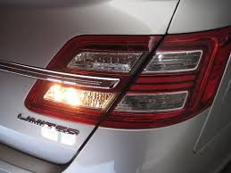2014 ford taurus tail light taurus tail light bulbs replacement guide 018