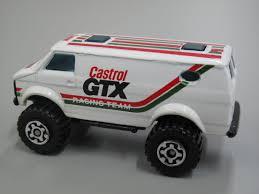 matchbox chevy van toy matchbox transit van 4x4 chevy van chevrolet u0027castrol gtx