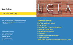 the program master of applied economics ucla
