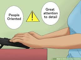 how to write a career objective 7 steps with pictures wikihow