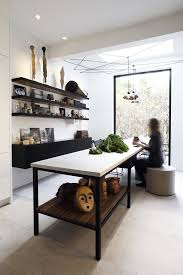 kitchen of the week art gallery as kitchen in montreal remodelista