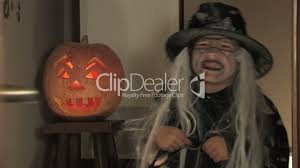 scary halloween videos child in a scary halloween costume royalty free video and stock