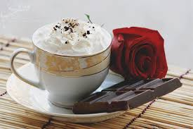 Flowers For Morning Sun - goodmorning tag wallpapers good morning chocolate coffee rose red