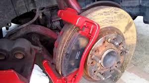 lexus gs430 brake actuator diy lexus is gs300 front brake pads and rotors replacement youtube