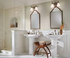 kichler lighting 4 light bryant chrome bathroom vanity light