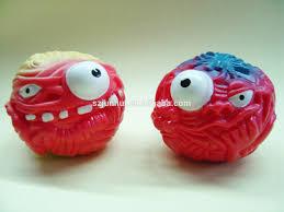 yucky demon eye halloween stress ball monster toy buy monster