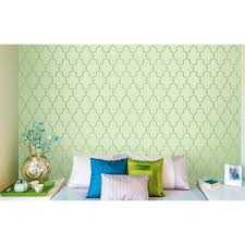 minarets asian paints wall fashion stencil buy online
