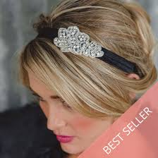 silver headband silver headband headbands