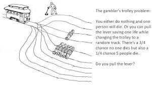 Harry Potter Trolley Meme - trolley problem memes