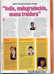 Seeking Series Y Novelas Tatiana Andrés Puentes Conflict