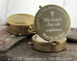 baptism engraving baptism gift engraved compassbaptism gift by baptismgift on etsy
