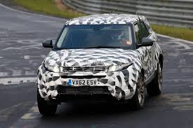 land rover lr2 lifted spyshots 2015 land rover freelander lr2 mule testing at