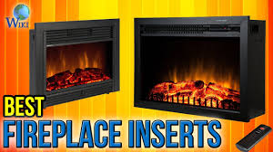 10 best fireplace inserts 2017 youtube