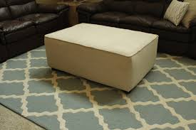 turn round coffee table into ottoman addicts how to thippo