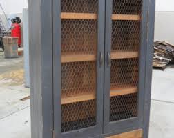 rustic wood display cabinet wardrobe bookcase display cabinet reclaimed wood