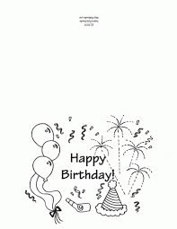 coloring birthday cards happy birthday cards coloring pages coloring pages