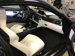 Bmw Opal White Interior My New 2017 M4 Individual Tanzanite Blue Opal White Extended