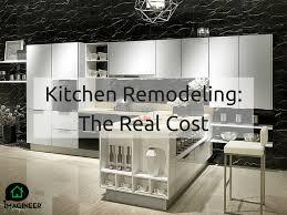 Average Kitchen Cabinet Cost 100 Pricing Kitchen Cabinets Stainless Steel Kitchen