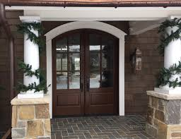 Clear Glass Entry Doors by Whitehawk Exterior French Doors Collection