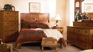 quartersawn shaker bedroom