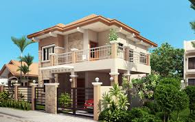 Apartment Floor Plan Philippines Php 2015023 Is A Four Bedroom Two Storey Contemporary Residence