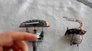 1981 gs750e electronic tach conversion part 1 youtube