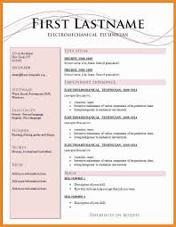 current resume styles 2014 5 latest resume format sample musicre