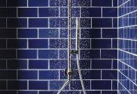 blue bathroom tile ideas blue bathroom tile texture