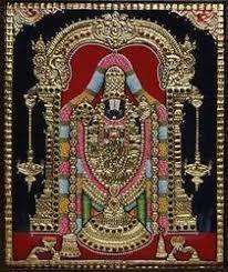 tanjore paintings in bengaluru karnataka thanjavur paintings